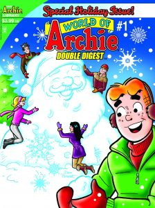 World of Archie Double Digest #1 (2010)