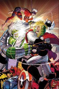Avengers #6 (2010)