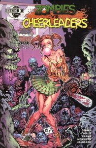 Zombies vs. Cheerleaders #2 (2010)