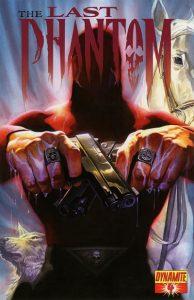 The Last Phantom #4 (2010)