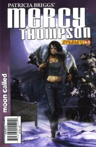 Patricia Briggs' Mercy Thompson: Moon Called #3 (2010)