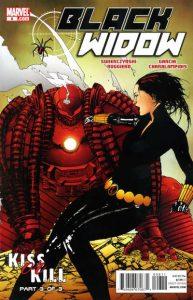 Black Widow #8 (2010)