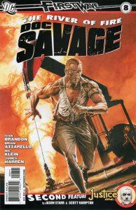 Doc Savage #8 (2010)