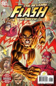 The Flash #8 (2010)