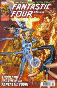 Fantastic Four Adventures #10 (2010)
