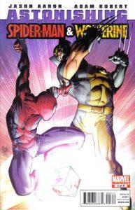 Astonishing Spider-Man & Wolverine #3 (2010)