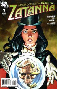 Zatanna #7 (2010)