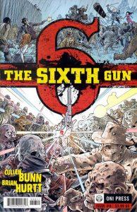 The Sixth Gun #6 (2010)