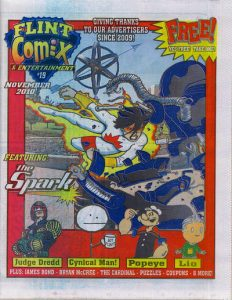 Flint Comix & Entertainment #19 (2010)