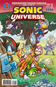 Sonic Universe #22 (2010)