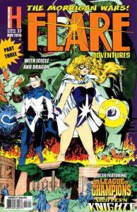 Flare Adventures #27 (2010)