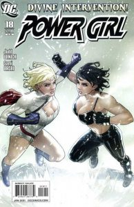 Power Girl #18 (2010)