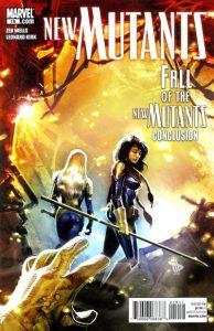 New Mutants #19 (2010)
