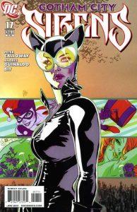 Gotham City Sirens #17 (2010)
