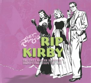 Rip Kirby #3 (2010)