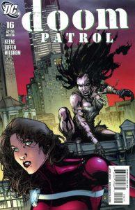 Doom Patrol #16 (2010)