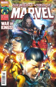 The Mighty World of Marvel #15 (2010)