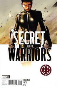 Secret Warriors #22 (2010)