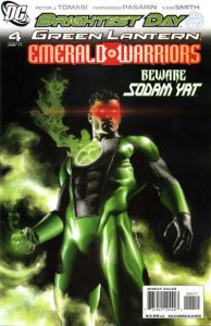 Green Lantern: Emerald Warriors #4 (2010)