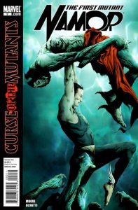 Namor: The First Mutant #2 (2010)