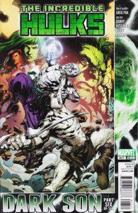 Incredible Hulks #617 (2010)