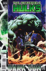 Incredible Hulks #616 (2010)