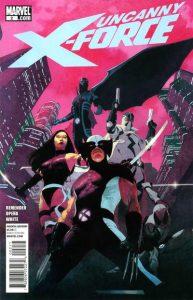 Uncanny X-Force #2 (2010)
