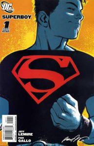 Superboy #1 (2010)