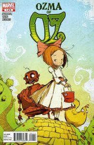 Ozma of Oz #1 (2010)