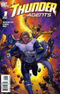 T.H.U.N.D.E.R. Agents #1 (2010)
