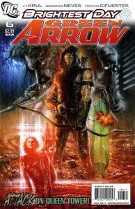 Green Arrow #6 (2010)