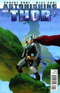 Astonishing Thor #1 (2010)