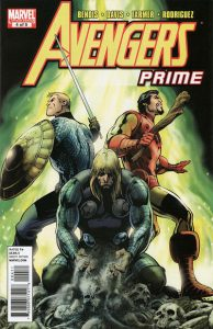 Avengers Prime #4 (2010)