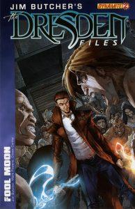 Jim Butcher's The Dresden Files: Fool Moon #2 (2010)