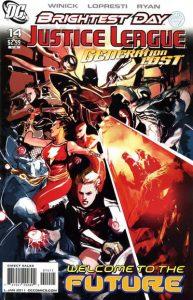 Justice League: Generation Lost #14 (2010)