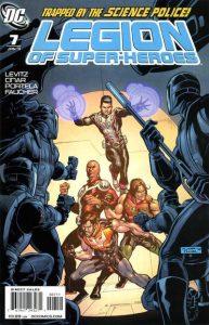 Legion of Super-Heroes #7 (2010)