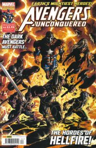 Avengers Unconquered #24 (2010)