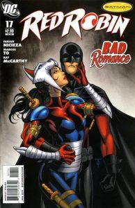 Red Robin #17 (2010)