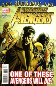 New Avengers #6 (2010)