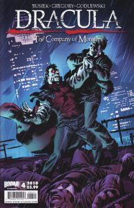 Dracula: The Company of Monsters #4 (2010)
