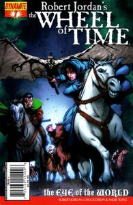 Robert Jordan's The Wheel of Time: The Eye of the World #7 (2010)