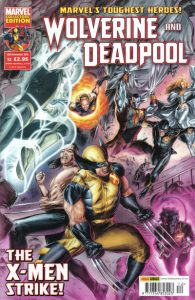 Wolverine and Deadpool #12 (2010)