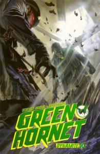 Green Hornet #10 (2010)