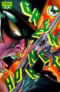 Green Hornet #9 (2010)