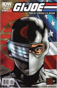 G.I. Joe: A Real American Hero #160 (2010)