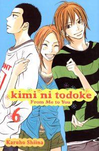 Kimi ni todoke #6 (2010)