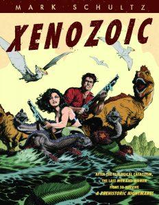 Xenozoic #[nn] (2010)
