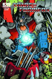The Transformers #13 (2010)
