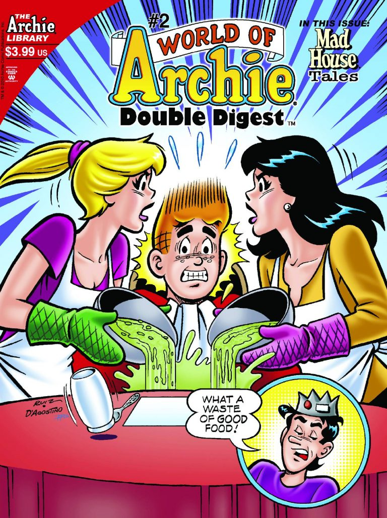 World of Archie Double Digest #2 (2010)