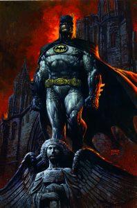 Batman: The Dark Knight #1 (2010)